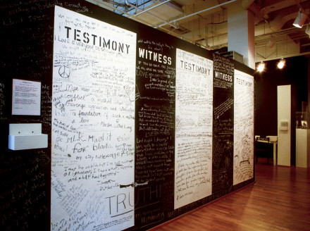 The Witness Project: Remembrance and Struggle